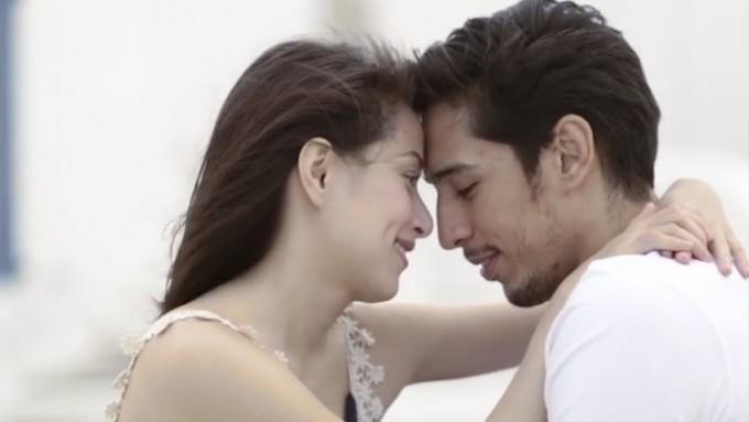 Cristine Reyes-Ali Khatibi wedding video