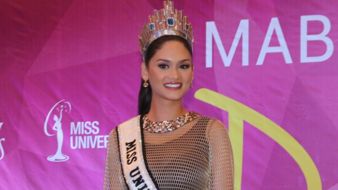 "Pia Wurtzbach's ""natural"" convo with PNoy"