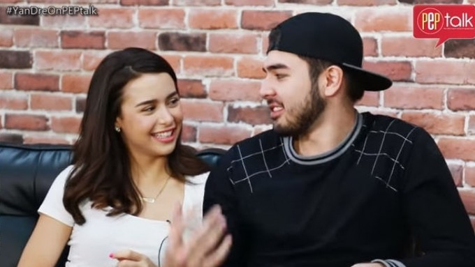 Yassi Pressman and Andre Paras awkward first meeting