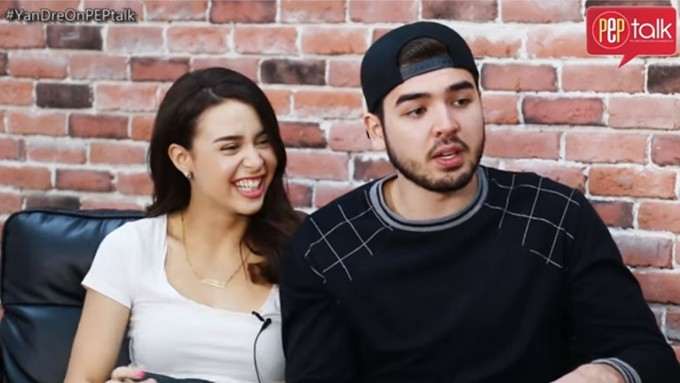 Yassi Pressman teases Andre Paras on having two partners