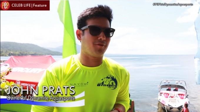 Have a blast in John Prats's Dynamite Aquasports