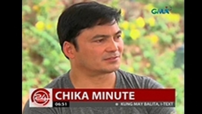 Gabby Concepcion gives Valentine's tip