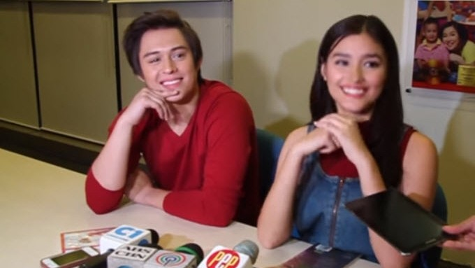 Liza Soberano offered to start channel with The Vamps member