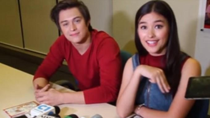 Liza Soberano's siblings want to try showbiz