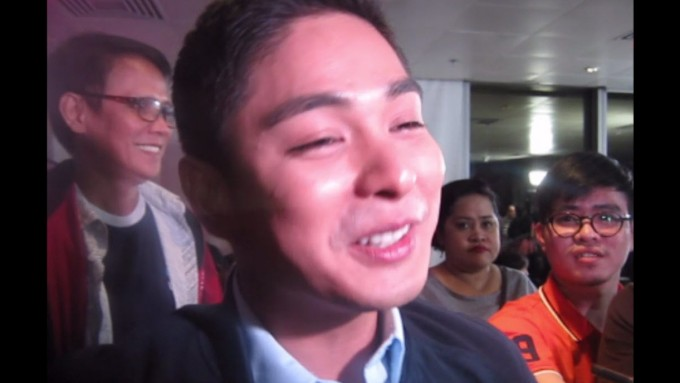Coco Martin on popularity of Paloma