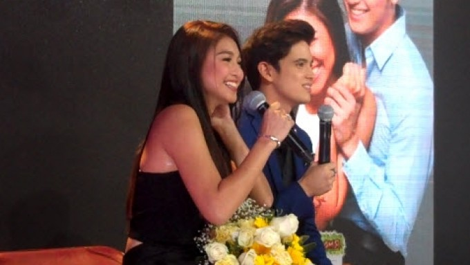 James Reid and Nadine Lustre on the JaDine phenomenon