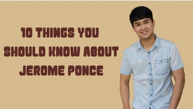 10 things you should know about Jerome Ponce