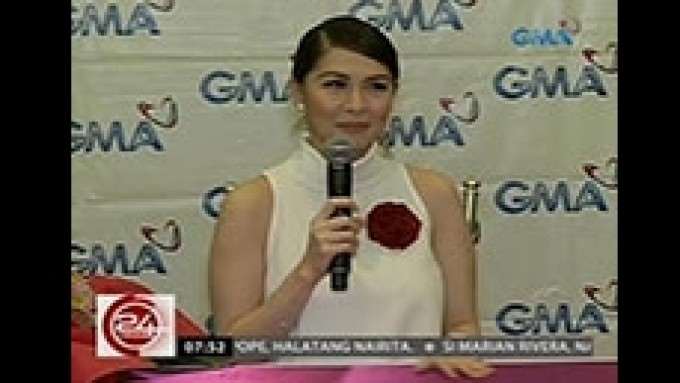 Marian Rivera excitedly talks about Baby Letizia