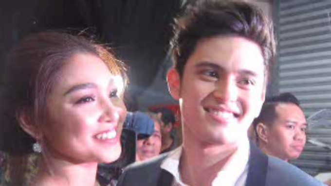 How James Reid made the announcement