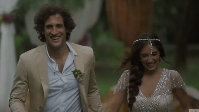 Solenn Heussaff-Nico Bolzico pre-wedding video