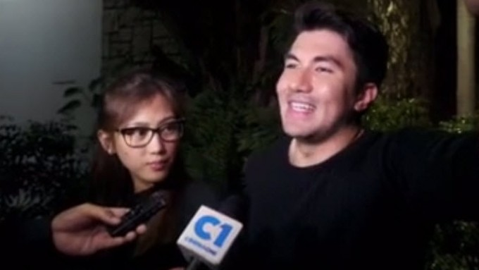 Luis Manzano and Alex Gonzaga remember Direk Wenn