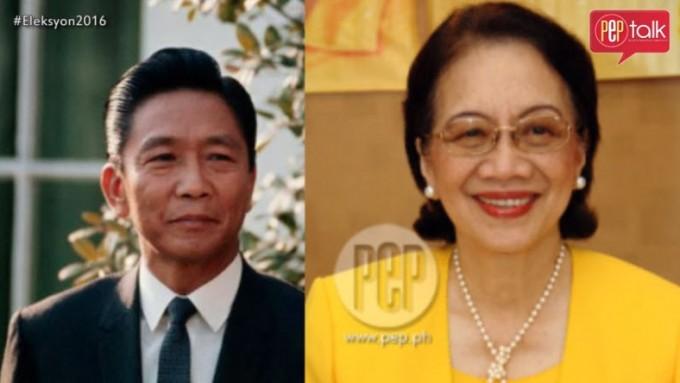 Gringo Honasan compares Ferdinand Marcos and Cory Aquino
