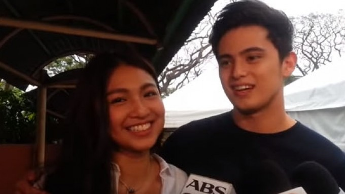 Nadine Lustre reveals one fight she and James Reid had