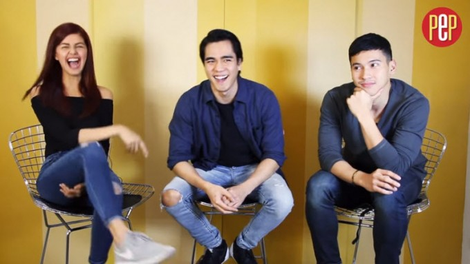 Pranking director fails with Enchong Dee