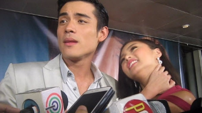 What Xian Lim told Kim Chiu during their love scene