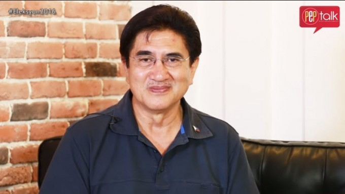 Gringo Honasan: Willing to lay down own life for country