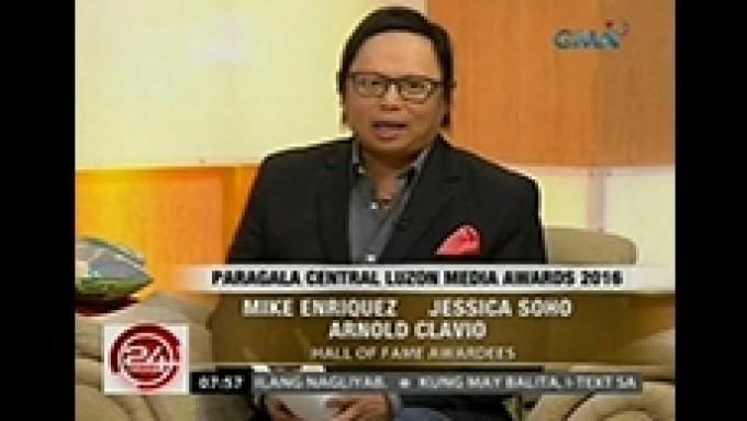 Kapuso personalities at programs kinilala