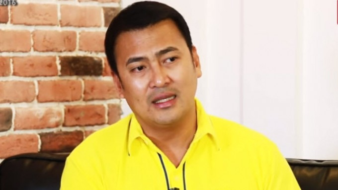 Mark Lapid on why he's pro-same-sex union and pro-divorce