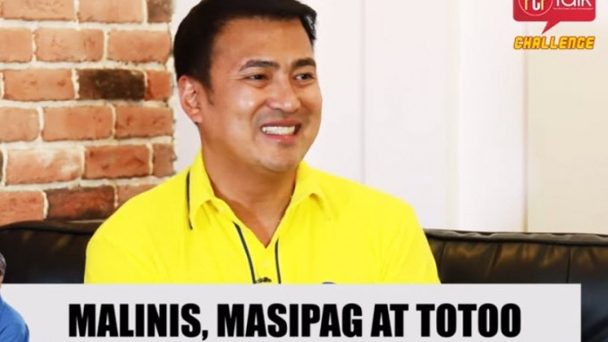 Mark Lapid breaks rule of game for his president