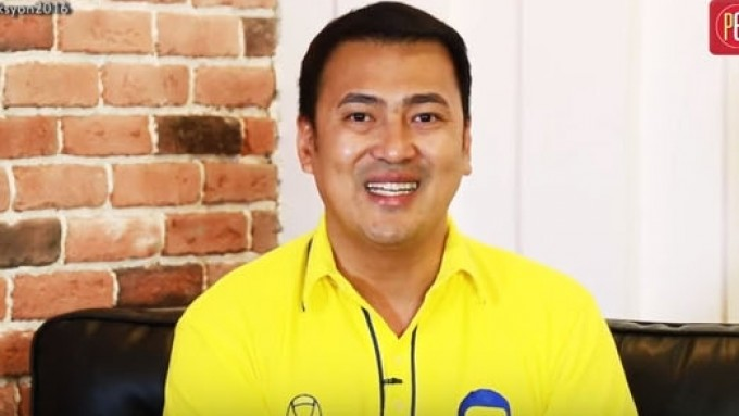 Mark Lapid: better life for Pinoys via tourism