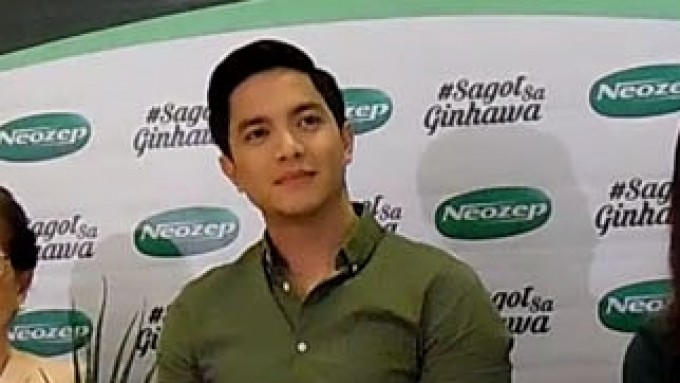 'I'm just Alden Richards po.'