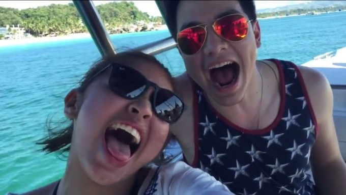 <strong>WATCH!</strong> Fun Maine had with Alden