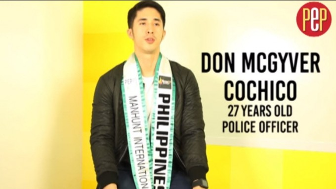 Manhunt International Philippines winner is lie-buster