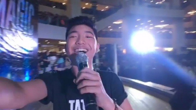 Can you guess what Darren Espanto is singing?
