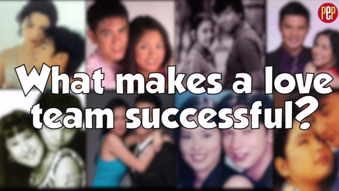 What makes a successful love team?