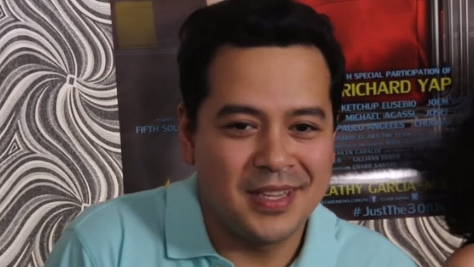 John Lloyd not avoiding Angelica