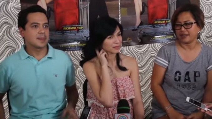 Direk Cathy reveals how close John Lloyd and Jennylyn are