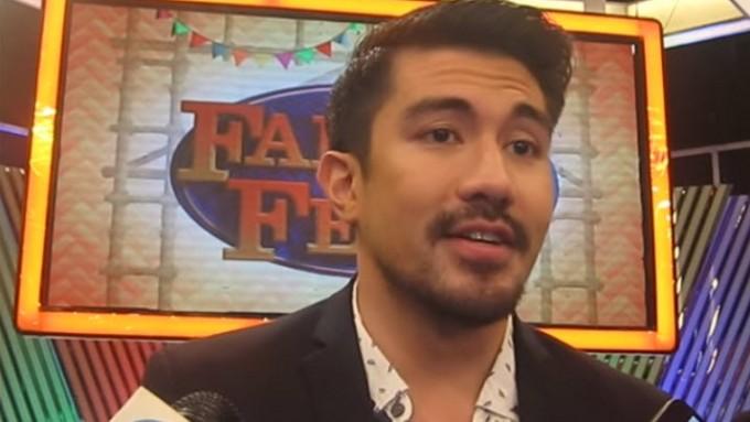 Luis Manzano reacts to lesbian rumors