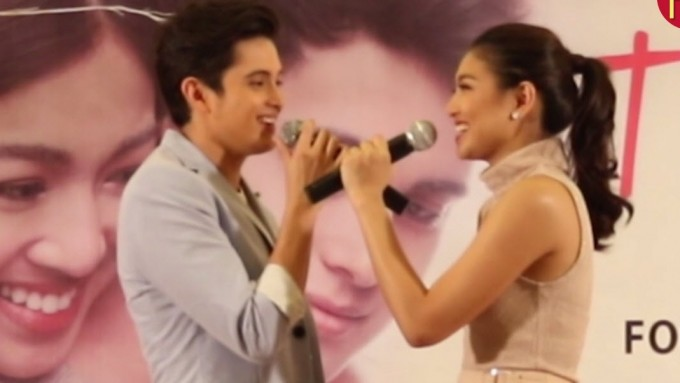 James Reid and Nadine Lustre perform 'This Time'