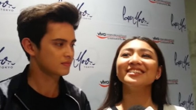 James Reid and Nadine Lustre on This Time memorable scenes
