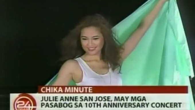Julie Anne San Jose to be joined by former group