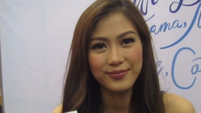 Single Alex Gonzaga has new book about relationship