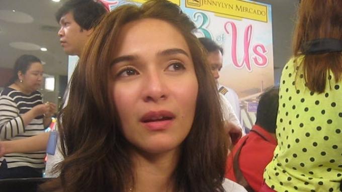 What does Jennylyn Mercado find sexy in John Lloyd Cruz?