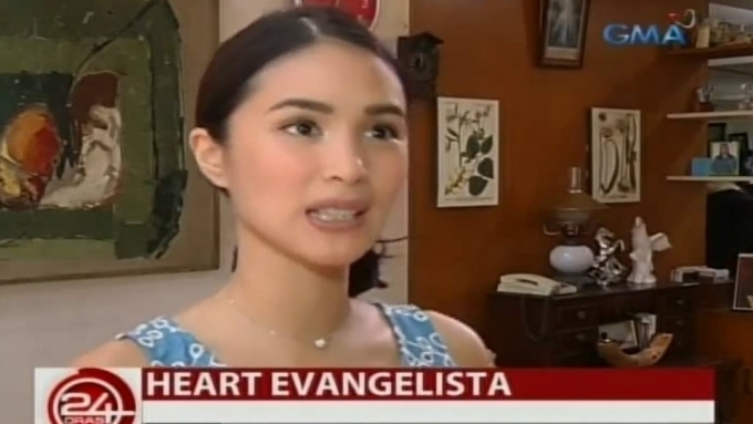 Heart Evangelista wants a baby boy