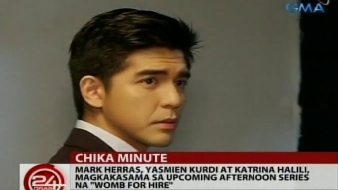 Mark Herras goes back to work after car accident