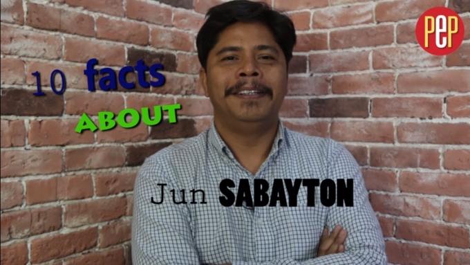 10 facts you should know about Brgy. Utakan's Jun Sabayton
