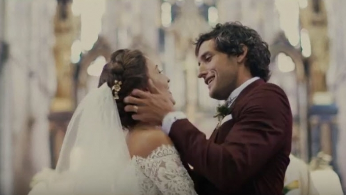 Solenn Heussaff-Nico Bolzico wedding video