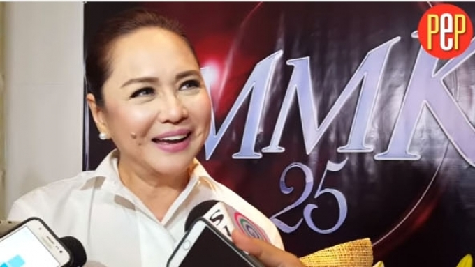 Charo Santos returns to acting