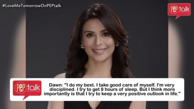 "The ""immortal"" Dawn Zulueta"
