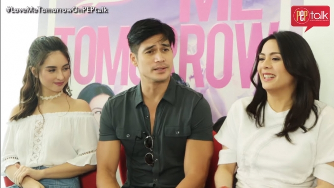 Dawn, Piolo, Coleen talk about heartaches