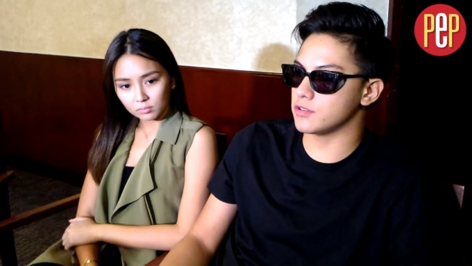 Daniel Padilla on kissing scene with Kathryn Bernardo