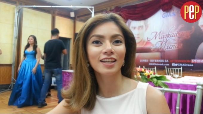 Maricar de Mesa says Dion Ignacio teases her