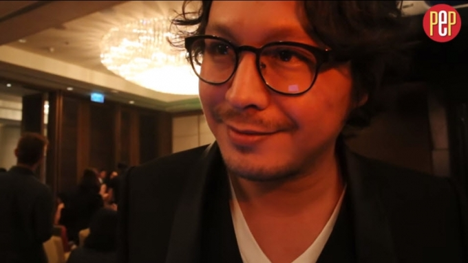 Baron Geisler considers this director his mentor