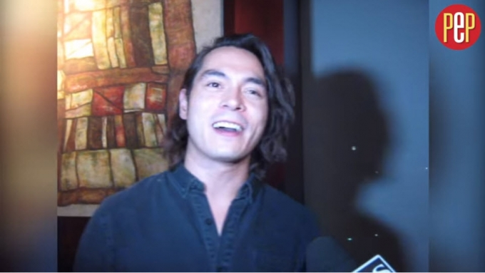 Jake Cuenca is undergoing a process