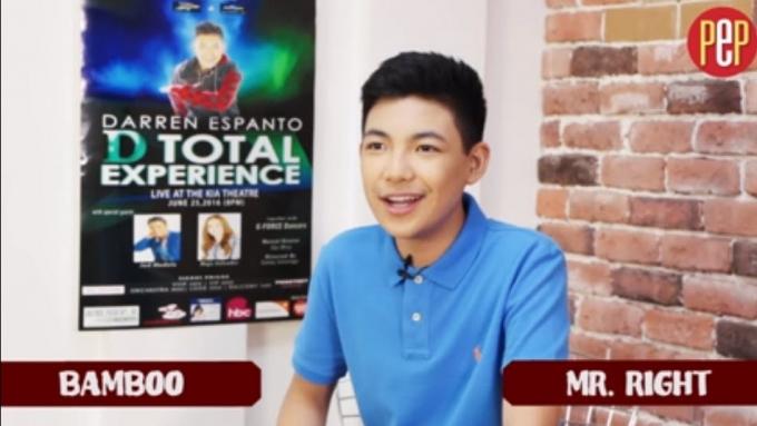 Darren Espanto sings 'Tatlong Bibe' Jovit Baldivino-style