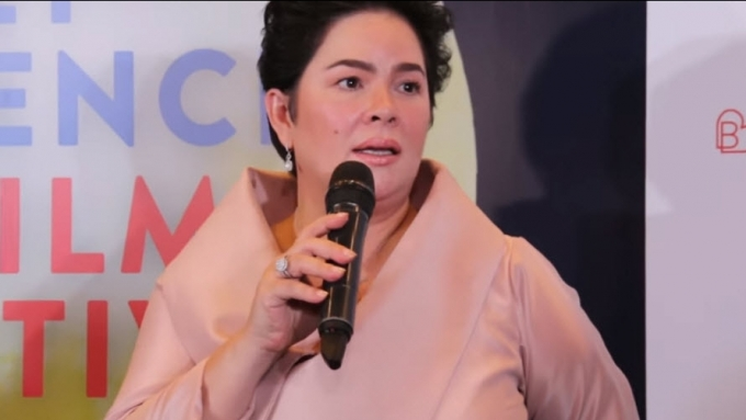 Jaclyn Jose thinks Filipino films are advanced, world class